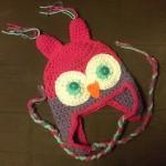 Expert Crafts Crochet Owl Hat