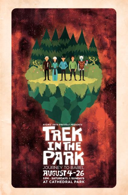Trek in the Park