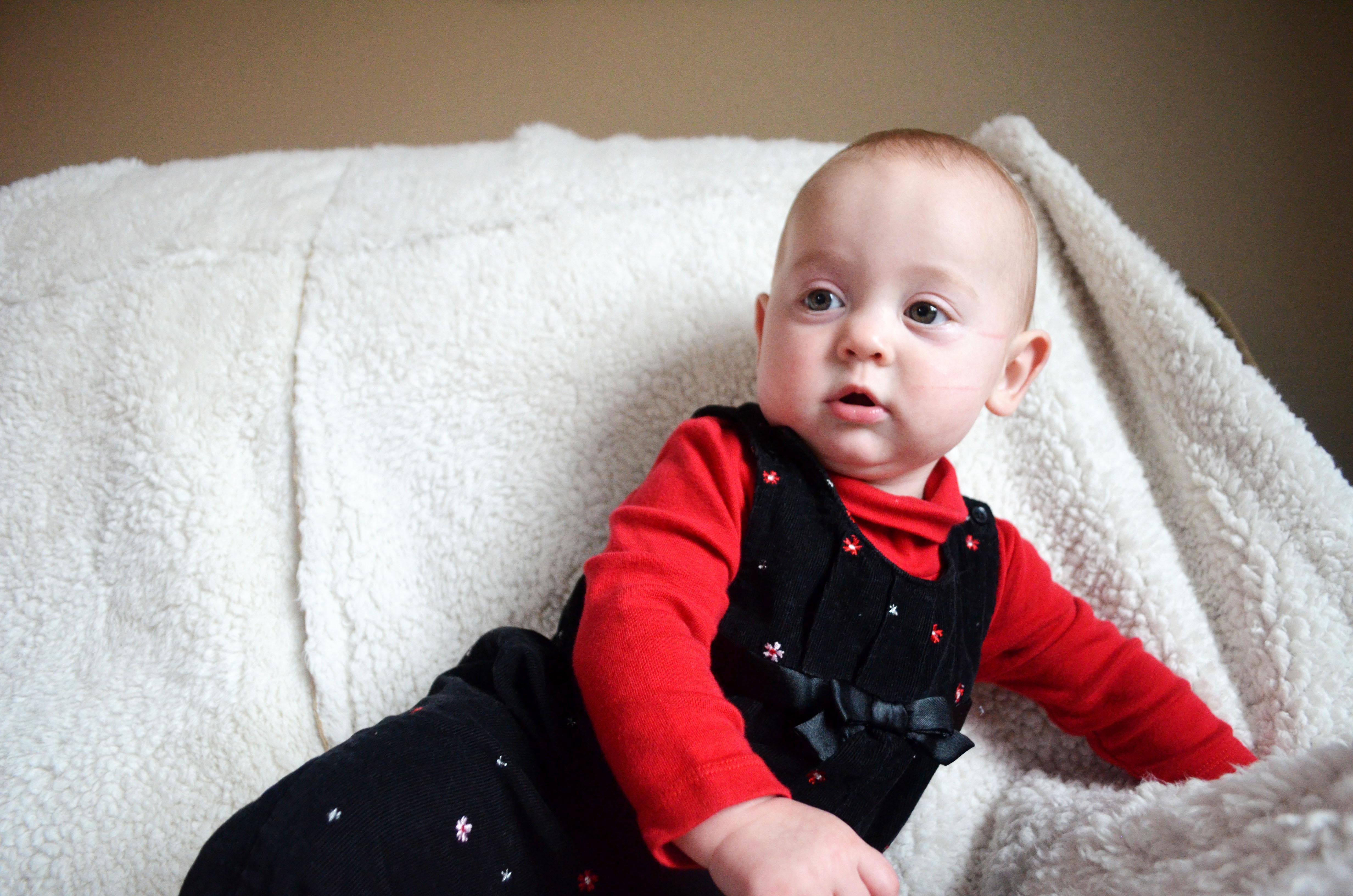 Isla - 8 months