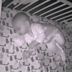 The baby who still wakes up several times a night.