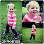 Isla's 20 Month Update