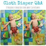 Cloth Diaper Q&A