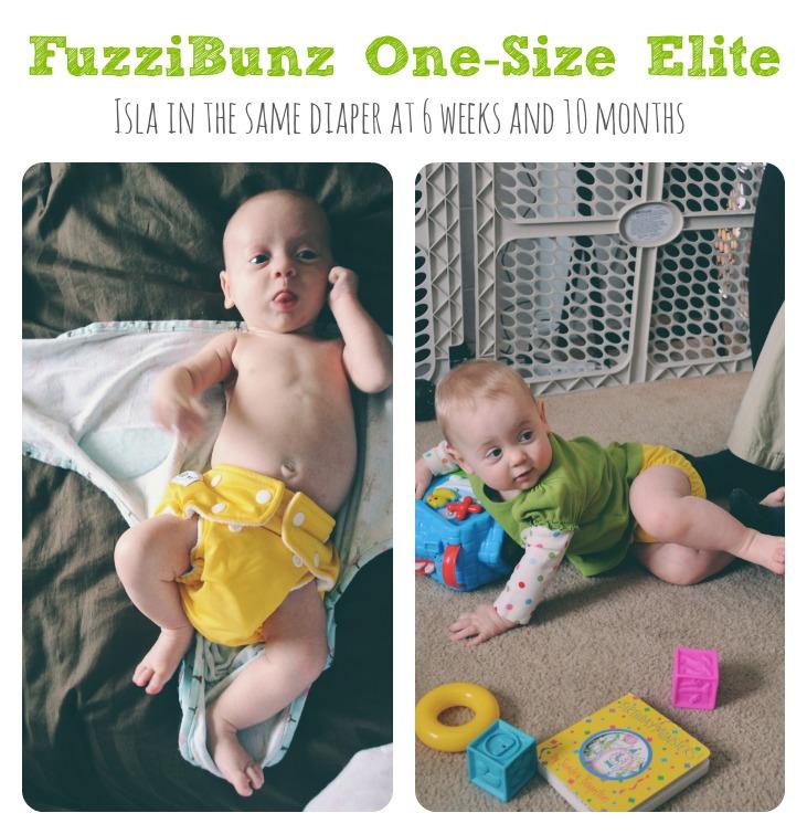 FuzziBunz One Size Elite Review