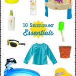 10 Essentials for a Safe, Fun Summer