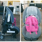 Traveling with Car Seats in the Airport