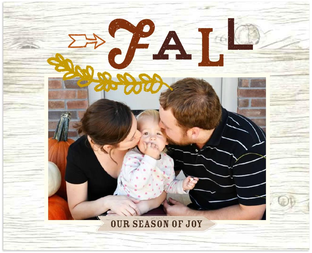 Fall 2013 Scrapbook