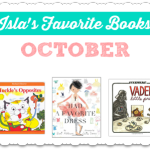 Isla's Favorite Books in October