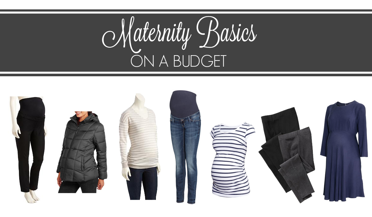 Maternity Clothes on a Budget