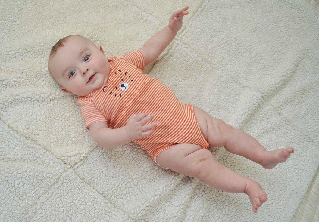 Ian Five Months